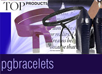 pgbracelets - These satin bracelets are super trendy jewelry from Italy